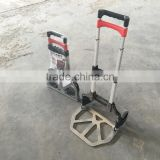 Two wheel Aluminium Shopping Trolley