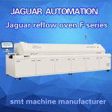 JAGUAR SMALL SIZE REFLOW OVEN WITH COMPUTER AND RAIL