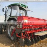 top quality farm trator use 28 rows planting machine wheat rice seederoats seeder oil rape seeder alfalfa seeder soya seeder