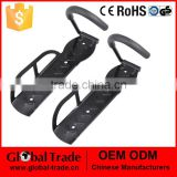 Details about 2 x Vertical Wall Mounted Mountable Cycle Storage Hook Bike Rack Stand Holder A1079
