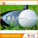2 pieces practice blank golf ball high quality