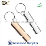 Aluminum Outdoor Sports Whistle For Outdoor Adventure