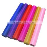 snow organza fabric roll flower wrapping gift packing floral wrapping organza roll