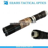 Erains TAC Optics Adjustable 200mw High Power Long Range Military Tactical Green Laser Designator illuminator Torch Light