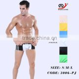 Novelty hot sexy men's modal swimwear boxer sportwear men's underwear swimsuits for boy