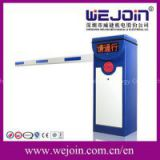 LED Disply Barrier Traffic Safety Gate Barrier Automatic Parking Barrier Parking Equipment Car Alarm