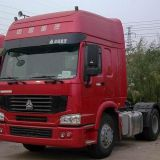 SINOTRUK HOWO 4*2 TRACTOR HEAD WITH 420HP FOR EXPORTING