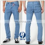 high quality comfortable wholesale men baggy jeans