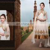 New Designer Traditional Beautiful Party Wear Salwar Kameez Women's Party Long Anarkali Dress R1332