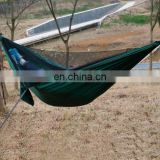 dropshipping Outdoor DD Nylon camping Hammock Taffeta Hammock Portable Beach Swing Bed