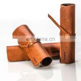 High Quality Leather Customised Pen Holder in Promotion