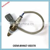 BAIXINDE Car air fuel ratio oxygen sensor 894670E070 89467-0E070 Highlander 2.7 3.5