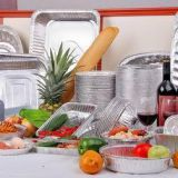 Eco-Friendly Aluminium Foil Container for Catering