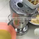 All stainless steel ginger garlic onion press small yield carrot cucumber residue juice separation juicer