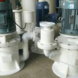 WFB Self priming vertical chemical  pump