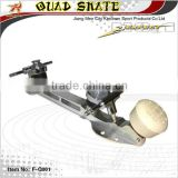 Professional Derby Roller Skate plate, aluminum plate