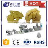 CE certificate overseas engineers available to service fried crispy snack pellet making machine