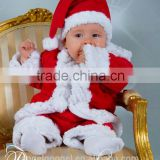 High Quality Merry Christmas Baby Boy Clothing Set Cotton Kids modeling clothes Outfits Custome Clothes MY-IA0031