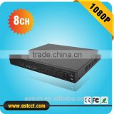 8ch AHD 1080P DVR 8ch AHD Digital Video Recorder DVR with P2P HDMI support AHD analog Camera