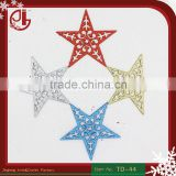 Christmas Glitter Five-pointed Star Christmas Decoration Pendant Christmas Decoration Yiwu