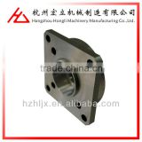 OEM cuatom made percision 304 stainless steel square end cap sheet metal fabrication parts