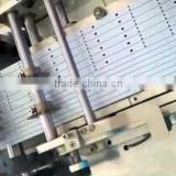 multi blades pcb depaneling machine for glass fiber board cutting