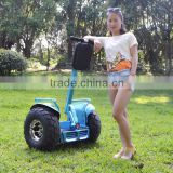 17inch tire off road balancing electrical scooter for adults with removable battery