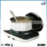 Made in China Portable home appliance battery powered coffee cup warmer wholesale