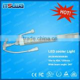New product 600mm led tube for cooler and parking lot using IP65 LED tri-proof light