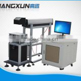 LX200C co2 wedding invitation cards laser marking machine for sale