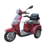 Best seling GF910 Electric tricycle / electric bicycle/ electric scooter / 3 wheels with EEC