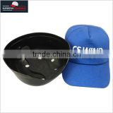 hot selling embroidered logo baseball cap safety helmet