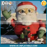 hot sale funny inflatable christmas decorations /inflatable christmas santa claus/santa christmas decorations                                                                         Quality Choice