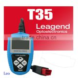 professional universal auto service equipment T35 diagnostic scan tool