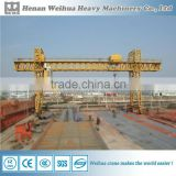 5 Ton MH Model Single Girder Electric Hoist(truss-type)wireless remote control gantry crane