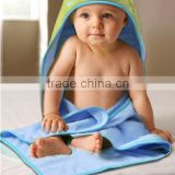 100% Organic Cotton Cartton Hooded Towel Baby                                                                         Quality Choice