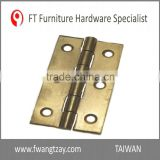 Taiwan Supplier 76 x 41 x 2.0 mm Best Selling Strong Household Kitchen Door Cabinet Hinge