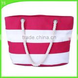 fashion charm joint canvas beach bags yiwu China dropship company                                                                         Quality Choice
