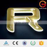 China supplier advertising frontlit decorative acrylic led lighting letter sign                                                                                                         Supplier's Choice