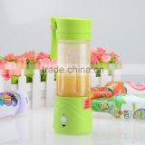 Ice Frozen Fruit Vegetable Smoothie Drink Blender Portable Mini Rechargeable Juice maker bottle
