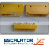 Escalator Left Comb Plate S655B6 For Hyundai Escalator Parts