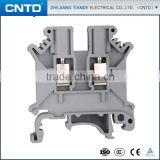 China Wholesale CNTD CUK General Connection Electric Din rail Terminal Block CUK-3N                                                                                                         Supplier's Choice