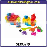 summer toy kids plastic sand shovels with high quality