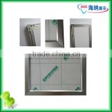 Outdoor/indoor Aluminum Double side A board poster stand profile aluminum poster board A board sign Aluminium Poster Board