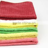 microfiber and nonwoven cleaning cloth for glasses and industrial