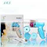 Rechargeable electronic ultrasonic face cleanser