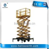 good quality small platform scissor lift made in China