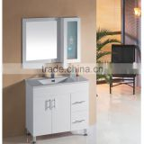 E1 Particleboard / Plywood / MDF 45 inch bathroom vanity