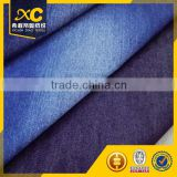 China supplier cotton polyester 4 way stretch denim fabric