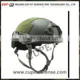 CUPET-FK green nij 3a carbon fiber bullet proof military fast aramid helmet
